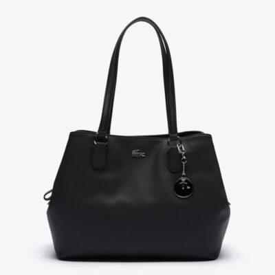 Τσάντα Ώμου Lacoste NF3422DC-000 Μαύρο