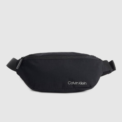 Τσαντάκι Μέσης Calvin Klein Irem Story K50K505660-BAX Μαύρο