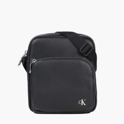 Τσαντάκι Χιαστί Calvin Klein K50K506383-BDS Μαύρο
