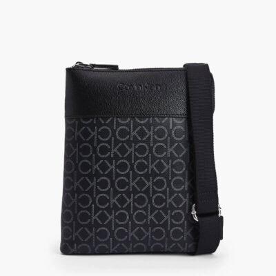 Τσαντάκι Χιαστί Calvin Klein K50K506590-00U Μαύρο