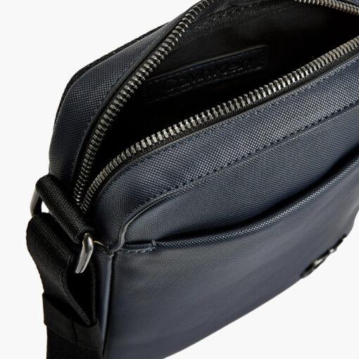 Τσαντάκι Χιαστί Calvin Klein K50K506683-BAX Μαύρο