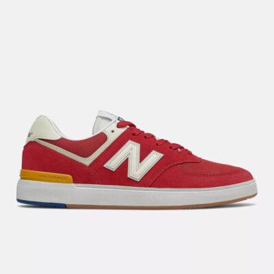 Sneaker New Balance 574 AM574RWY Κόκκινο