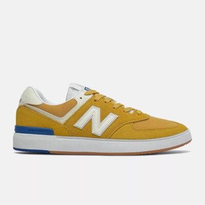 Sneaker New Balance 574 AM574YWB Κίτρινο