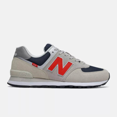 Sneaker New Balance 574 ML574SJ2 Γκρι