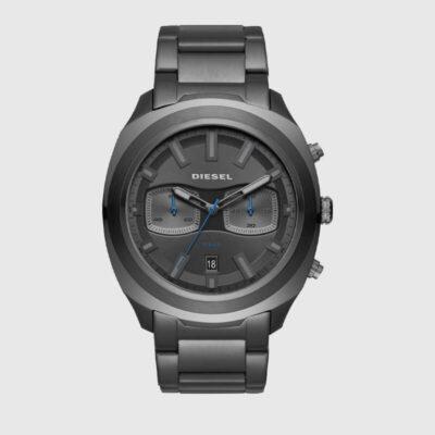 Ρολόι Μπαταρίας Diesel Tumbler Χρονογράφος DZ4510 Γκρι