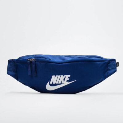 Τσαντάκι Μέσης Nike Sportswear Heritage BA5750-492 Μπλε