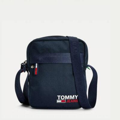 Τσαντάκι Χιαστί Tommy Hilfiger AM0AM07147-C87 Μπλε