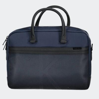 Χαρτοφύλακας Calvin Klein K50K502357-000 Μπλε