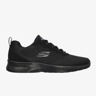 Sneaker Skechers Air Dynamight 232291-BBK Μαύρο