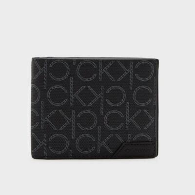 Πορτοφόλι Calvin Klein K50K507012-00Z Μαύρο