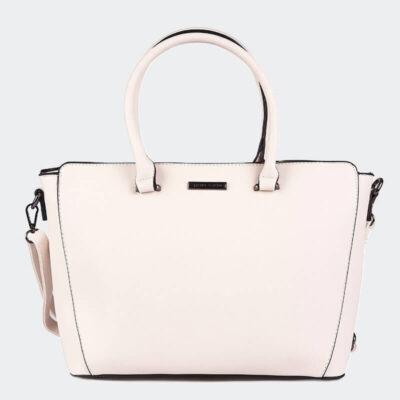 Τσάντα Χειρός Pierre Cardin Donna LF18-5018 Άσπρο