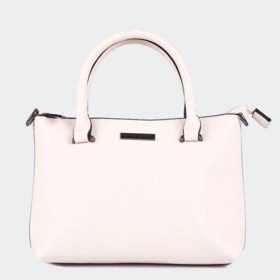 Τσάντα Χειρός Pierre Cardin Donna LF18-5019 Άσπρο