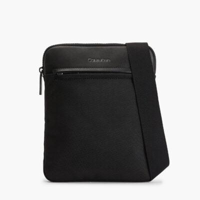 Τσαντάκι Χιαστί Calvin Klein K50K506972-BAX Μαύρο