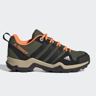 Sneaker Adidas Terrex AX2R FX4185 Μαύρο Πράσινο