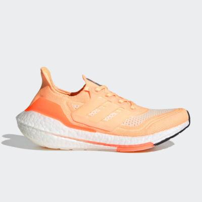 Sneaker Adidas Ultraboost 21 FZ1917 Πορτοκαλί