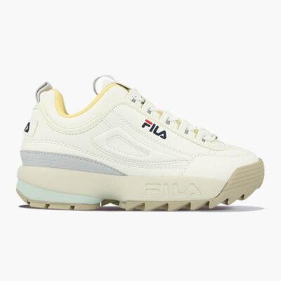 Sneaker Fila Disruptor CB Low 101060402X Άσπρο Μπεζ