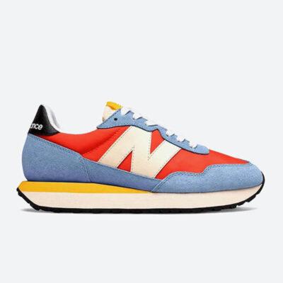 Sneaker New Balance 237 WS237SD Πολύχρωμο