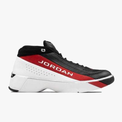 Sneaker Nike Air Jordan Team Showcase CD4150-102 Μαύρο Κόκκινο