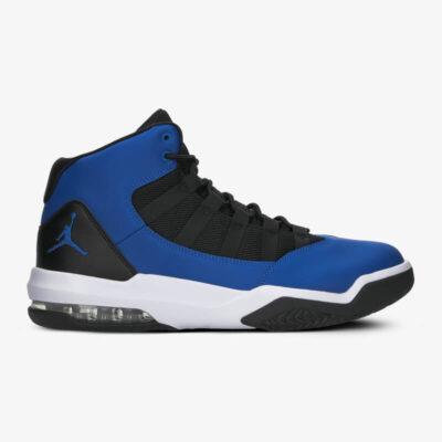 Sneaker Nike Jordan Max Aura AQ9084-401 Μαύρο Μπλε
