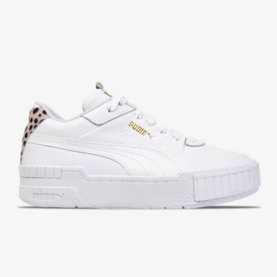 Sneaker Puma Cali Sport Cheetah 375227-01 Άσπρο
