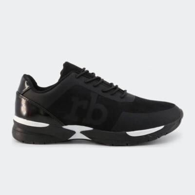 Sneaker Rocco Barocco RBSC1J601-NERO Mαύρα