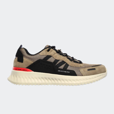 Sneaker Skechers Matera 2.0 Ximino 232011-TPBK Μπεζ Μαύρο