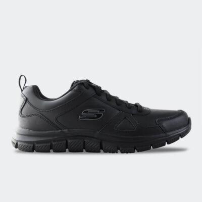 Sneaker Skechers Track High Overtime 999894-BBK Μαύρο