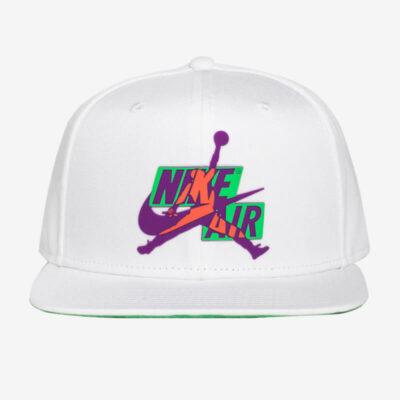 Καπέλο Nike Jordan Jumpman Pro CW6395-100 Άσπρο