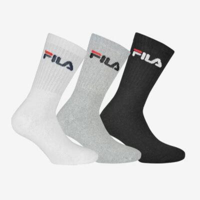 Αθλητικές Κάλτσες Fila 3 ζεύγη F9505-700 Πολύχρωμο