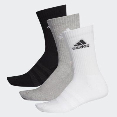 Κάλτσες Adidas Cushioned Crew 3 ζεύγη DZ9355 Πολύχρωμο