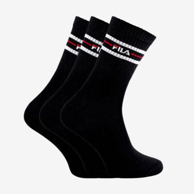 Κάλτσες Fila Nos Socks F9092 3τμχ Μαύρο