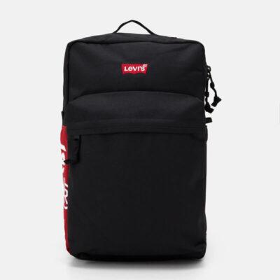 Σακίδιο Πλάτης Levi's L Pack Standard 232503 Μαύρο