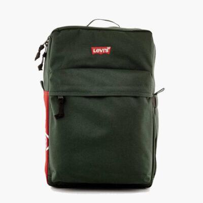 Σακίδιο Πλάτης Levi's L Pack Standard 232503 Πράσινο