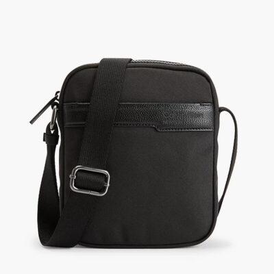 Τσαντάκι Χιαστί Calvin Klein K50K506487-BAX Μαύρο