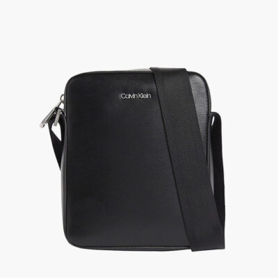Τσαντάκι Χιαστί Calvin Klein K50K507312-BAX Μαύρο