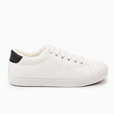 Χαμηλό Sneaker Keddo 81835201-01Y Άσπρο