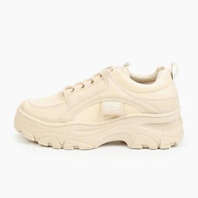 Chunky Sneaker Crosby 41808102-03E Μπεζ