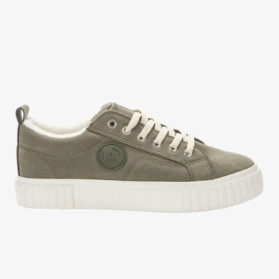 Sneaker Με Πλατφόρμα Keddo 81892702-05E Πράσινο