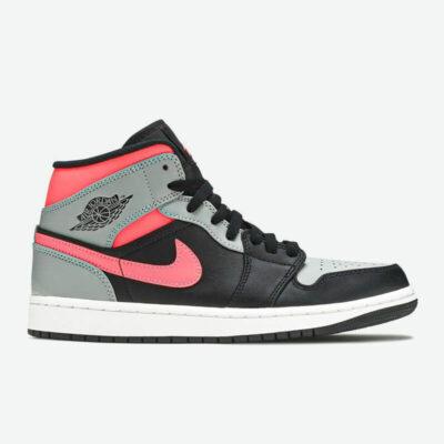 Sneaker Nike Jordan 1 Mid 554724-059 Πολύχρωμο