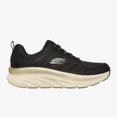 Sneaker Skechers D'Lux Walker - Glorious Motion 149337-BKGD Μαύρο