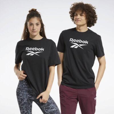 T-Shirt Reebok Classics Vector FT7421 Μαύρο