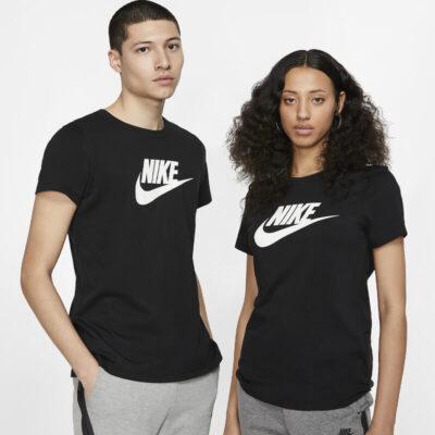 T-Shirt Sportswear Essential BV6169-010 Μαύρο