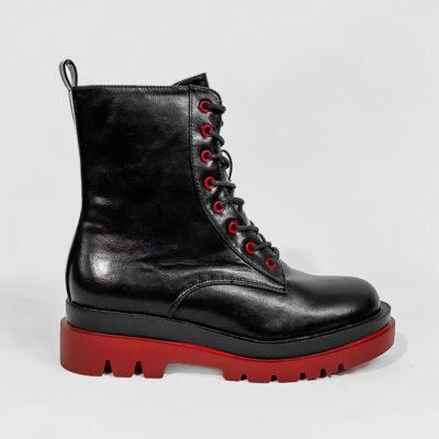 Αρβυλάκι Adam's 812-21501-29 Μαύρο Κόκκινο
