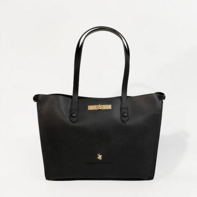 Τσάντα Ώμου Beverly Hills Polo Club BH-2630 Μαύρο