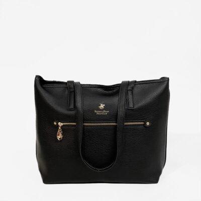 Τσάντα Ώμου Beverly Hills Polo Club BH-2721 Μαύρο