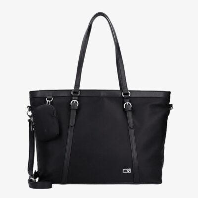 Τσάντα Ώμου Roncato Solaris 41275201-01 Μαύρο