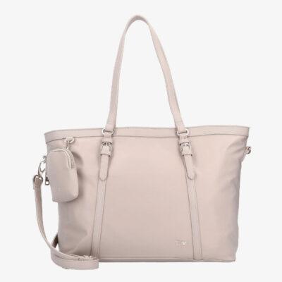 Τσάντα Ώμου Roncato Solaris 41275215 Μπεζ