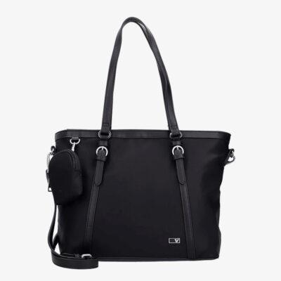 Τσάντα Ώμου Roncato Solaris 41275301 Μαύρο