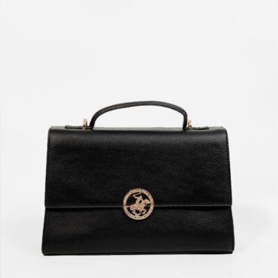 Τσάντα Χειρός Beverly Hills Polo Club BH-2663 Μαύρο