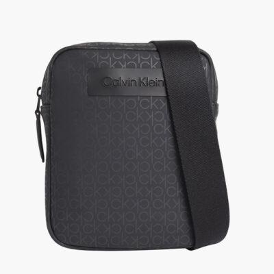 Τσαντάκι Χιαστί Calvin Klein K50K508075-01F Μαύρο